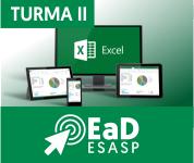 EaD: FERRAMENTAS DO MICROSOFT OFFICE: EXCEL BÁSICO - TURMA II