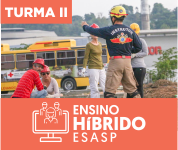 ENSINO HÍBRIDO: BRIGADA DE INCÊNDIO - TURMA 02