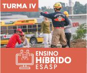 ENSINO HÍBRIDO: BRIGADA DE INCÊNDIO - TURMA 04